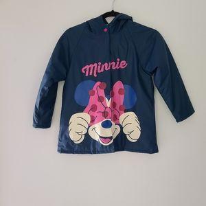 WESTERN CHIEF lined rain coat, Disney Minnie 🐭